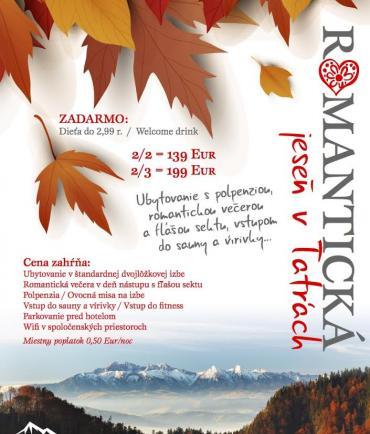 Romantischer Herbst in Tatras (15.10-23.12.2018)